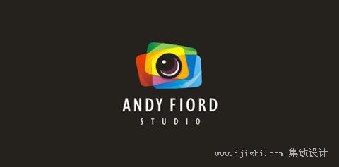 摄影主题精彩logo创意设计图片