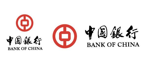 中国银行标志设计
