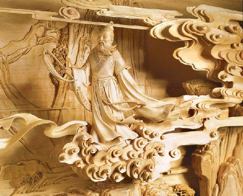 木雕设计图片大全