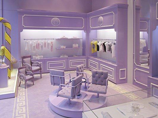 范思哲櫥窗設計