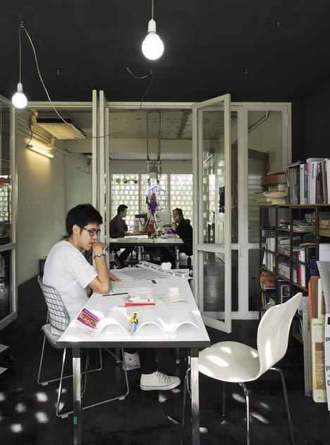 建筑设计工作室