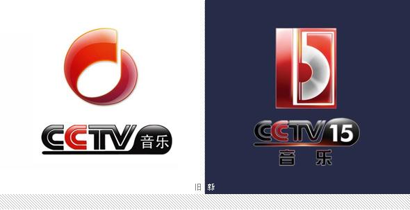 cctv15音乐频道新logo