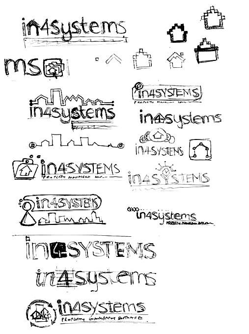国外设计师logo设计过程解析