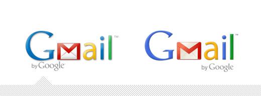 google谷歌gmail 标志设计的故事
