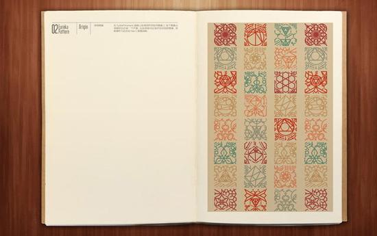 2012广州美术学院毕业设计作品eureka图案设计