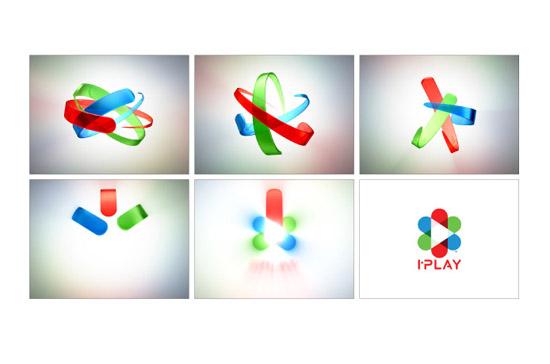 下面部分iplay新logo应用以及矢量文件下载
