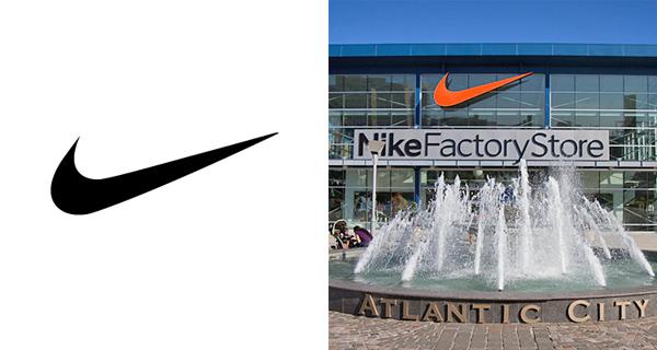 耐克Logo-世界著名品牌在Logo设计上花了多少钱