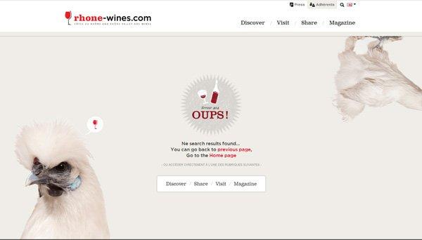 创意404错误页面设计