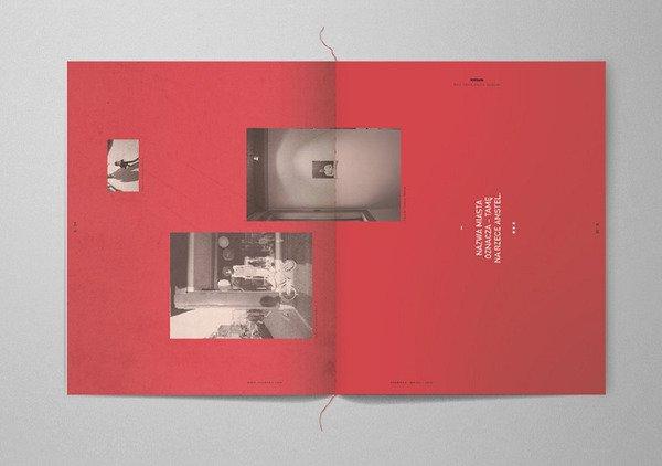 字体的设计可以多样化,只要多尝试,各种出乎意料的效果都可以展现出来。本专辑为您收集一些很不错的字体排版设计,内容摘取于一些国外优秀的设计师的资料印刷和书籍印刷中,希望灵感的图片能够激励大家对于版设设计的创作。