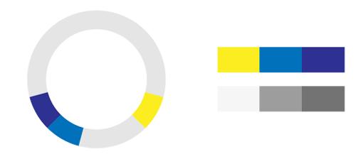 浅谈色彩学:以黄色为主的色彩搭配