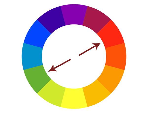 专业设计师的传统配色方案