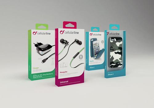 手机配件公司形象设计