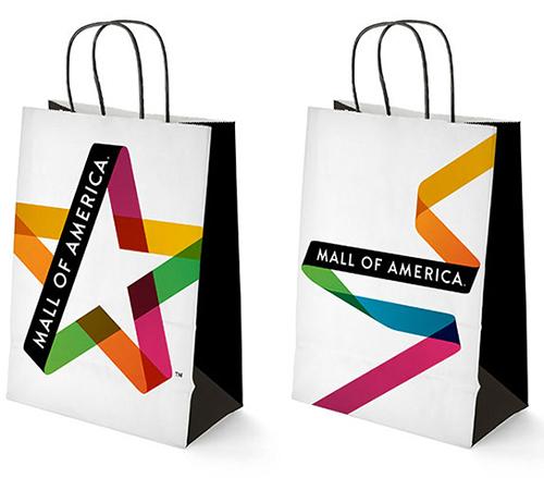 美国购物中心最新形象设计