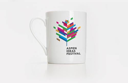 澳柯玛新标志_阿斯彭思想节(Aspen Ideas Festival)新LOGO - 集致设计