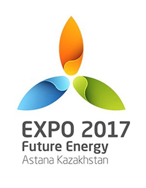 哈萨克斯坦阿斯塔纳2017年世博会标志_logo设计_www.