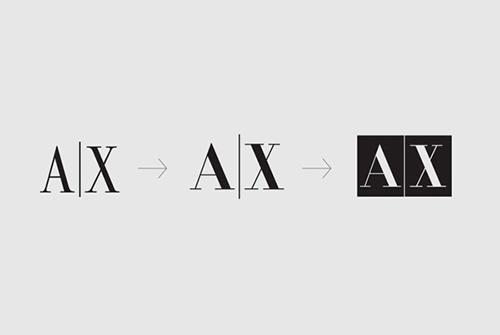 美国armani exchange服装品牌设计